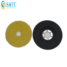 SATC fiberglass backing abrasive flap wheels About